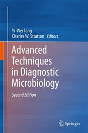 Advanced Techniques in Diagnostic Microbiology Cover Image
