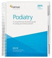 Coding Companion 2015: Podiatry. A Comprehensive Illustrated Guide to Coding and Reimbursement Image