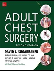 Adult Chest Surgery Cover Image