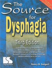 Source for Dysphagia. Text with CD-ROM