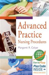 Advanced Practice Nursing Procedures. Text with Access Code Cover Image