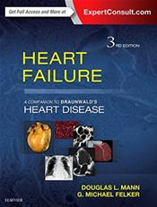 Heart Failure: A Companion to Braunwalds Heart Disease. Text with Access Code (Expert Consult) Cover Image