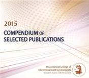 Compendium of Selected Publications 2015 on CD-ROM Cover Image