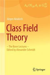 Class Field Theory - The Bonn Lectures