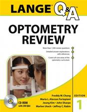 Lange Q&A Optometry Review: Basic and Clinical Sciences. Text with CD-ROM