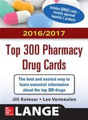 2016-2017 Top 300 Pharmacy Drug Cards