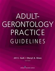 Adult-Gerontology Practice Guidelines Cover Image
