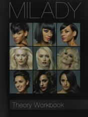 Standard Cosmetology Theory Workbook. To Accompany Miladys Standard Cosmetology Image