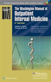 Washington Manual of Outpatient Internal Medicine Image