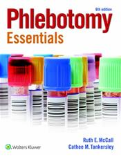 Phlebotomy Essentials. Text with Access Code Cover Image