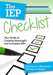 IEP Checklist: Your Guide to Creating Meaningful and Compliant IEPs
