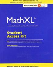 MathXL: Student Access Kit. Stand Alone Access Code, 6 Months
