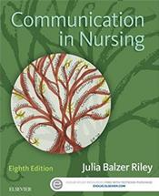 Communication in Nursing Cover Image