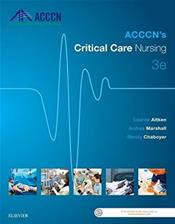 ACCCNs Critical Care Nursing Cover Image