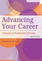 Advancing Your Career: Concepts in Professional Nursing. Text with Access Code Cover Image