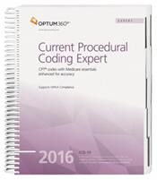 Current Procedural Coding Expert 2016: CPT Codes with Medicare Essentials Enhanced for Accuracy