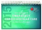 2015 Handbook of Emergency Cardiovascular Care for Healthcare Providers Cover Image