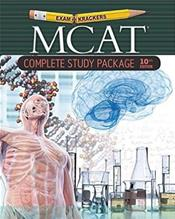 Examkrackers Complete MCAT Study Package. 6 Volume Boxed Set