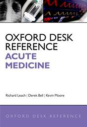 Oxford Desk Reference: Acute Medicine Image