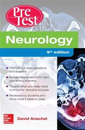 Neurology:Pretest Self-Assessment and Review Cover Image