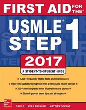 First Aid for the USMLE Step 1: 2017