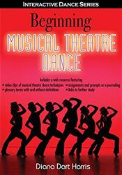 Beginning Musical Theatre Dance. Text with Access Code