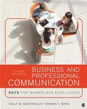 Business and Professional Communication: Keys for Workplace Excellence Cover Image