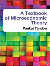 Textbook of Microeconomic Theory
