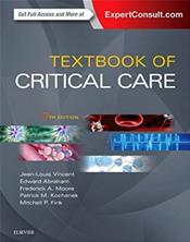 Textbook of Critical Care. Text with Internet Access Code for Expert Consult Edition Image