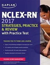 NCLEX-RN 2017: Strategies, Practice, and Review with Practice Test Cover Image