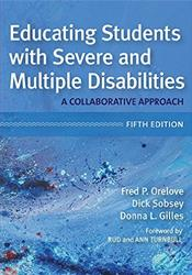 Educating Children with Severe and Multiple Disabilities: A Collaborative Approach
