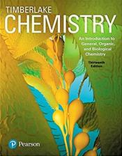 Chemistry: An Introduction to General, Organic, and Biological Chemistry Plus Mastering Chemistry. Text with Access Code