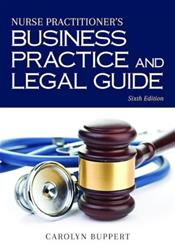 Nurse Practitioners Business Practice and Legal Guide Cover Image
