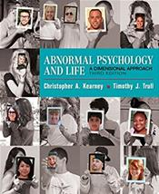 Abnormal Psychology and Life: A Dimensional Approach Cover Image