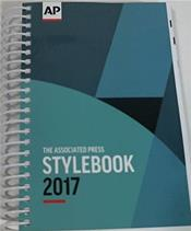 AP (Associated Press) Stylebook: And Briefing on Media Law 2017