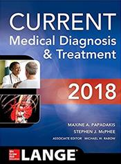 Current Medical Diagnosis and Treatment 2018