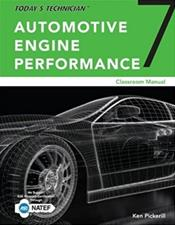 Today's Technician: Automotive Engine Performance. Includes Textbook and Shop Manual. 2 Books