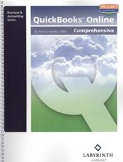 QuickBooks Online: Comprehensive. Text with Access Code
