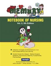 Memory Notebook of Nursing Cover Image