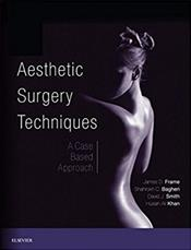Aesthetic Surgery Techniques. Text with Access Code Cover Image