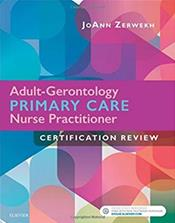 Adult-Gerontology Primary Care Nurse Practitioner Certification Review. Text with Access Code Cover Image