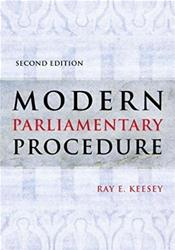 Modern Parliamentary Procedure