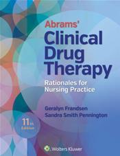 Clinical Drug Therapy: Rationales for Nursing Practice. Text with Access Code. Also Includes Lippincott's Atlas of Medication Administration
