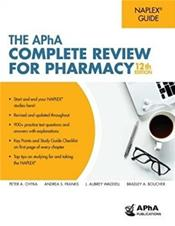 APhA Complete Review for Pharmacy Cover Image