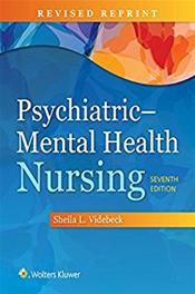 Psychiatric-Mental Health Nursing. Text with Access Code Cover Image