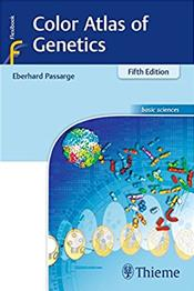 Color Atlas of Genetics Cover Image