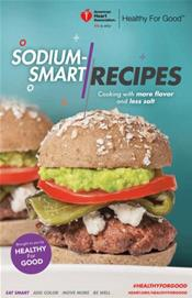 Sodium-Smart Recipe Magazine
