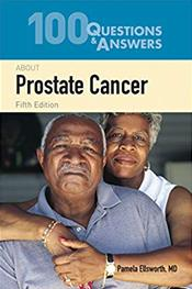 One Hundred Questions and Answers About Prostate Cancer Cover Image