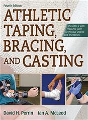 Athletic Taping and Bracing. Text with Access Code Cover Image