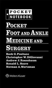 Pocket Foot and Ankle Medicine and Surgery. Includes 6-Ring Binder Cover Image